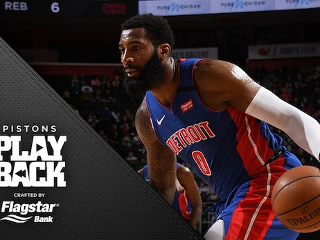 Pistons wait for karma to even up the score after taking one on the chin vs. Bulls