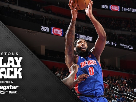 Another lineup, another overtime, another tough loss for the Pistons