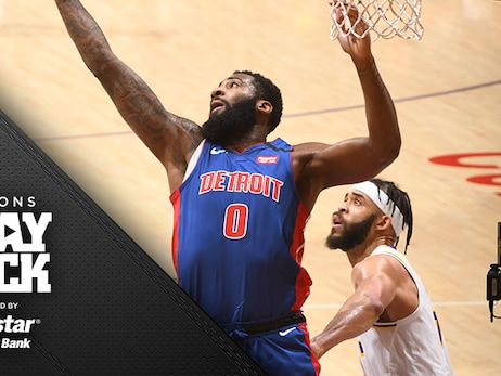 'A step in the right direction' – battle-weary Pistons give Lakers 48 hard minutes