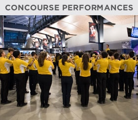 Concourse Performance