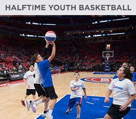 Halftime Youth Basketball