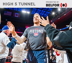 High 5 Tunnel
