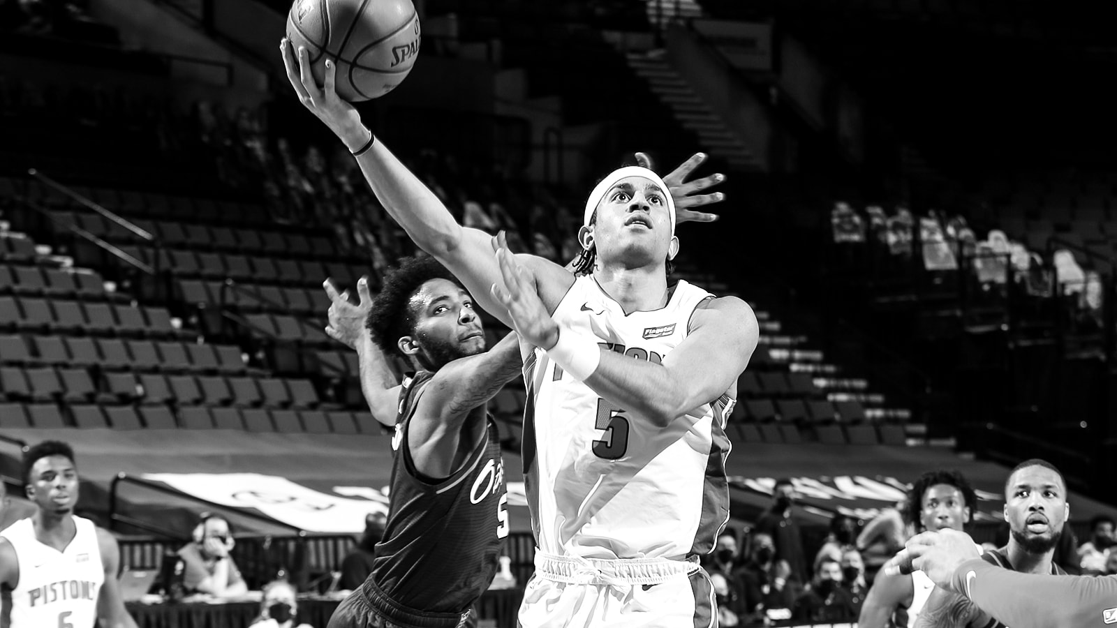 Hes instant offense off the bench  Frank Jackson finding his niche as Pistons bench scoring threat
