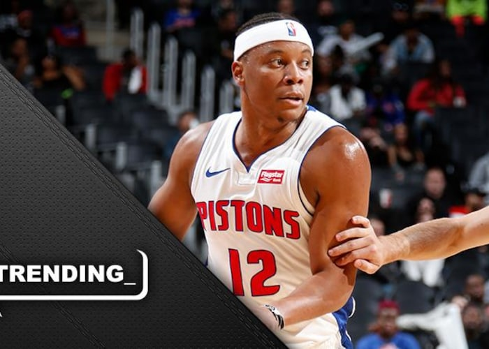 Frazier, Brown protect Pistons against adversity with quality depth at point guard