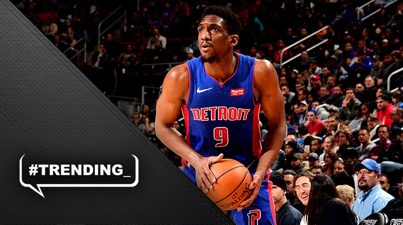 With Bullock out Casey looks for an option that gets Pistons off to strong start