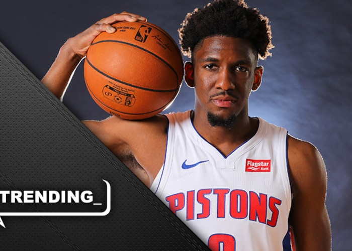 'A pro's pro,' Galloway's place in Pistons universe on firm ground