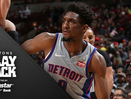 As shooting betrays them, Pistons their own worst critics after loss to Bulls