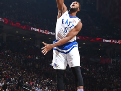 Andre Drummond All-Star Game Photos