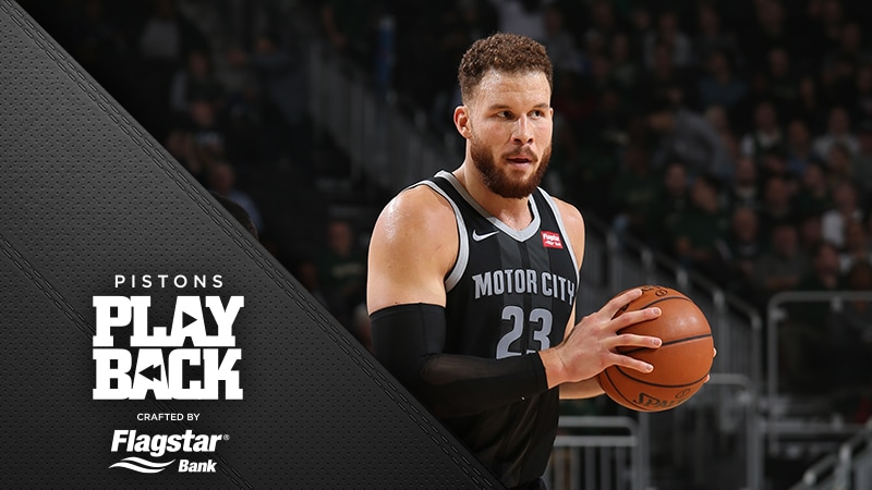 Instant replay: Pistons doomed by another sluggish start to third quarter fall in Milwaukee