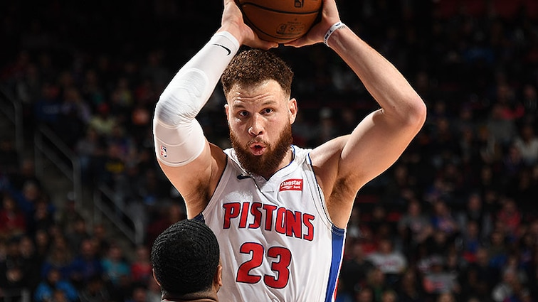 hot sale online eba51 27fae 3 goals: Blake Griffin – continue evolution, lead with force ...