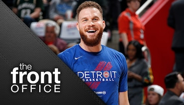 Casey Q&A IV: Pistons have 'more diversity, flexibility' around Blake Griffin
