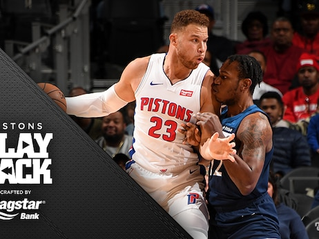 Griffin, Rose return but flurry of Minnesota early triples sets tone in Pistons loss