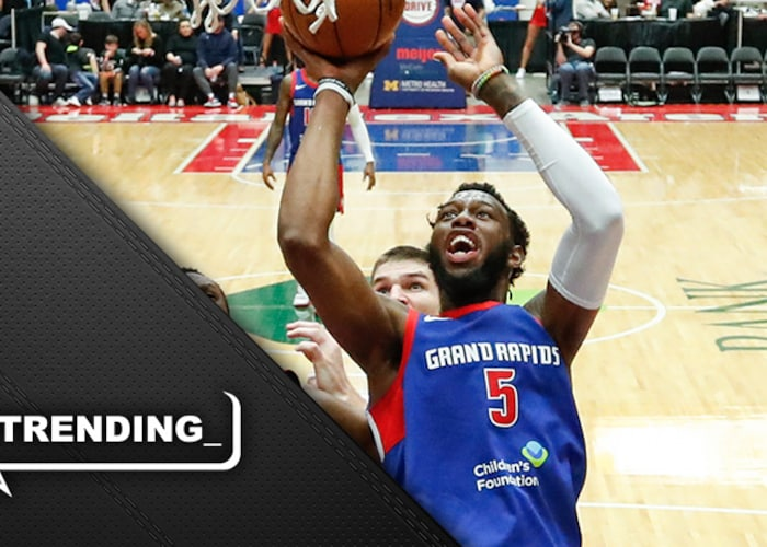 Donta Hall takes another step down the path Ben Wallace blazed with the Pistons | Detroit Pistons
