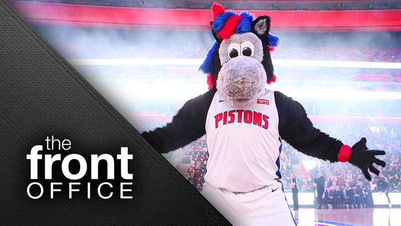 Key dates approaching and how it affects the Pistons on GM coach searches