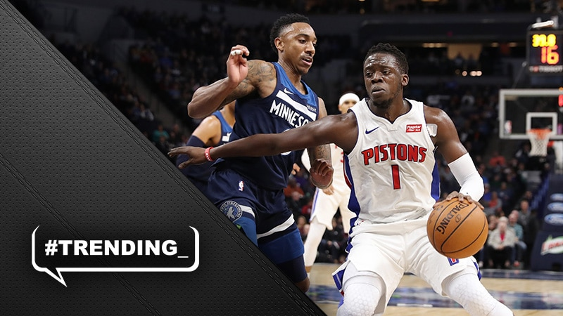 Rehab experience lends Jackson perspective; Pistons add Buycks for full season  Detroit Pistons