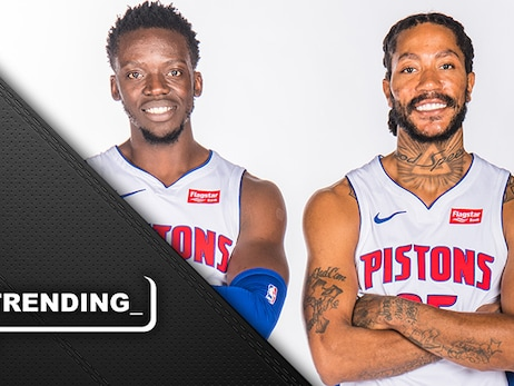 Rose-Jackson tandem gives Pistons a glimpse of the lineup that might have been