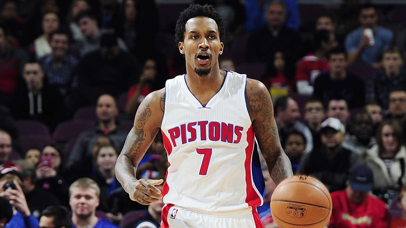 Pistons go-to guy changes by the minute – and Brandon ...