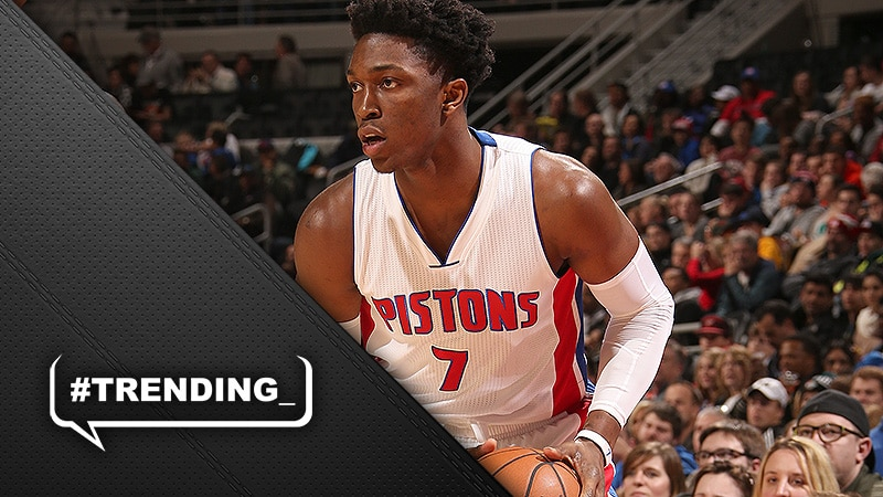A leaner wiser Stanley Johnson ready to seize greater Pistons opportunity