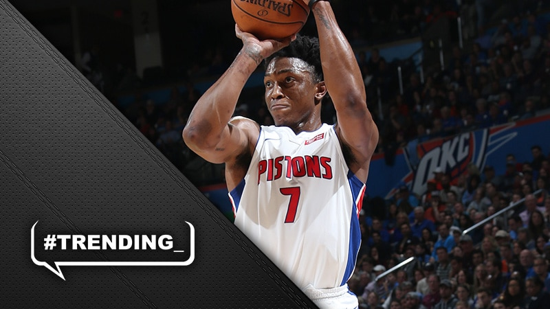 Schedule turns to Pistons favor  now will their injury list follow suit