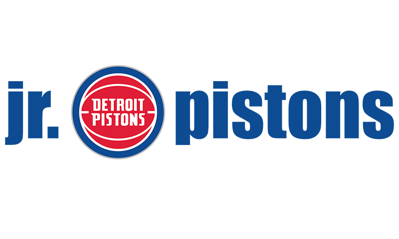 Junior Pistons Logo