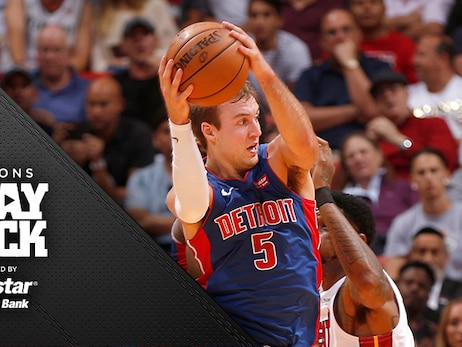 Late-arriving Pistons get taken out of it early, then rally falls short at Miami
