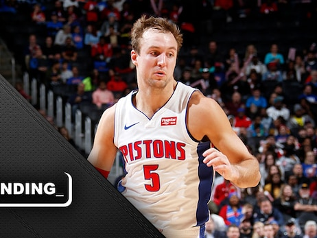 Futures market: Getting Kennard back on track a priority when (if) Pistons finish off 2019-20 season