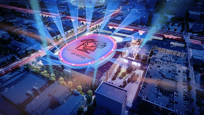 What To Know For Your Visit To Little Caesars Arena Detroit Pistons
