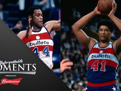 2 legends lost and how 1, Wes Unseld, turned Rick Mahorn into a Bad Boy and helped the Pistons become NBA champions