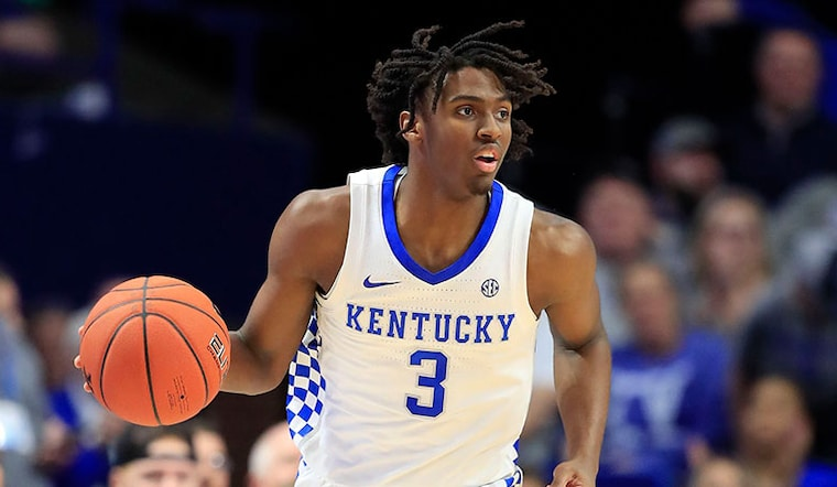 Detroit Pistons draft preview: Is Maxey the next Kentucky guard to outperform draft status?