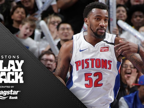 In a season of twists and turns, Jordan McRae's saga in loss to OKC symbolizes Pistons fortunes