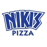 Niki's Pizza Logo
