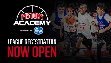 Pistons Academy Leagues