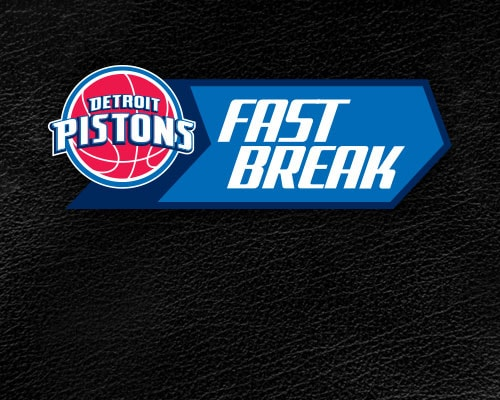 Pistons Fastbreak