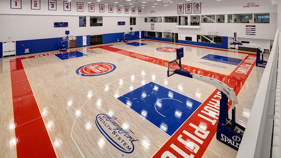 Pistons Performance Center
