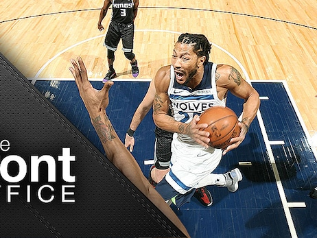 Casey Q&A Part I: Derrick Rose 'has Ish's speed with power'