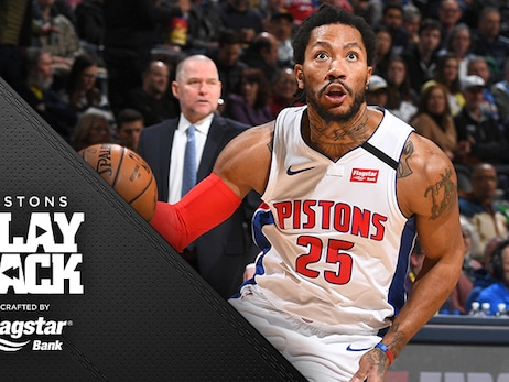Pistons hang close for 3 quarters, see it slip away in the fourth at Denver