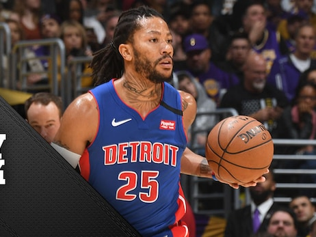 Pistons come back, then come back again, but tank hits empty as Lakers squeak one out