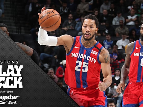 1 slow start, OK; a 2nd slow start catches up to Pistons in loss at Brooklyn