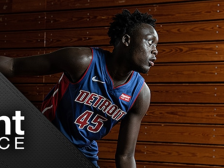 Casey Q&A III: Pistons No. 1 pick Sekou Doumbouya 'a keeper for our program'