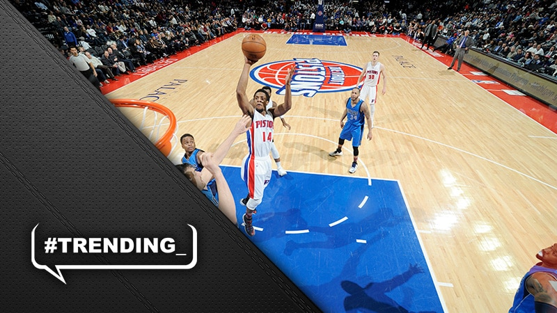 Pistons in solid playoff shape despite ups and downs of seasons first 57 games