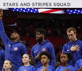 Stars and Stripes Squad