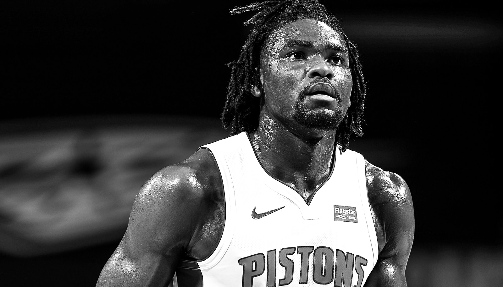 Hes so big and so strong  Pistons rookie Stewart learning how to put his gifts to use on defensive end