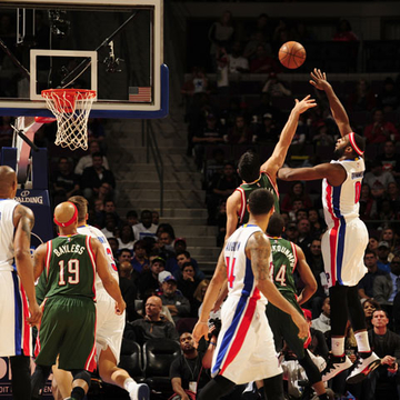 Pistons vs Bucks