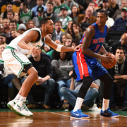 Pistons at Celtics