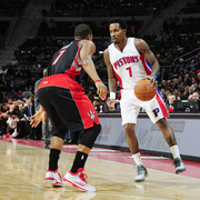 Pistons vs Raptors