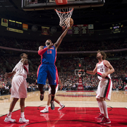 Pistons at Trail Blazers