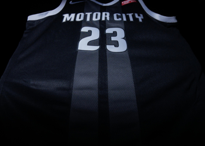 pretty nice 86c70 e850c Video: Pistons City Edition Jerseys | Detroit Pistons