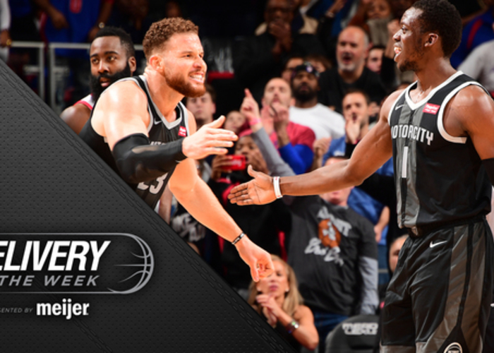 Delivery of the Week, presented by Meijer: January 2, 2019 | Detroit