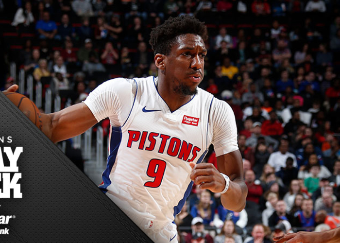 Pistons hit 'replay' button, use another 2nd-half surge to bulldoze Bulls