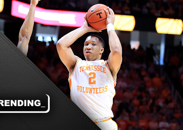 Draft preview: Tennessee's Williams highly regarded & decorated, but not a projected top-20 pick